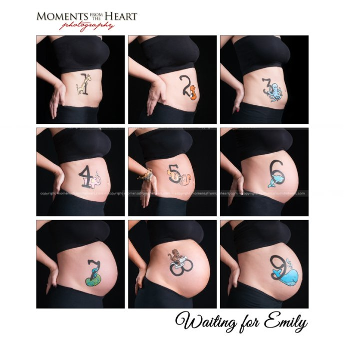 The Beauty Behind the Belly ~ | Moments from the Heart Photography