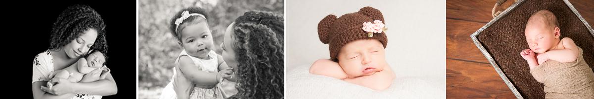beautiful and creative newborn photography