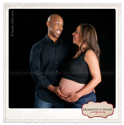 Austin Maternity Couple Photography