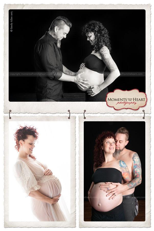 Austin Maternity Couple Photographer