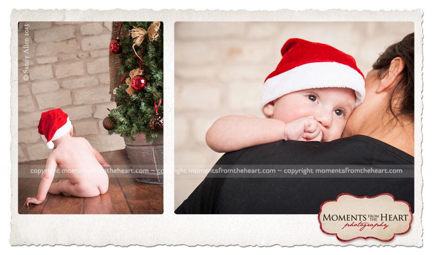 Austin newborn photography celebration