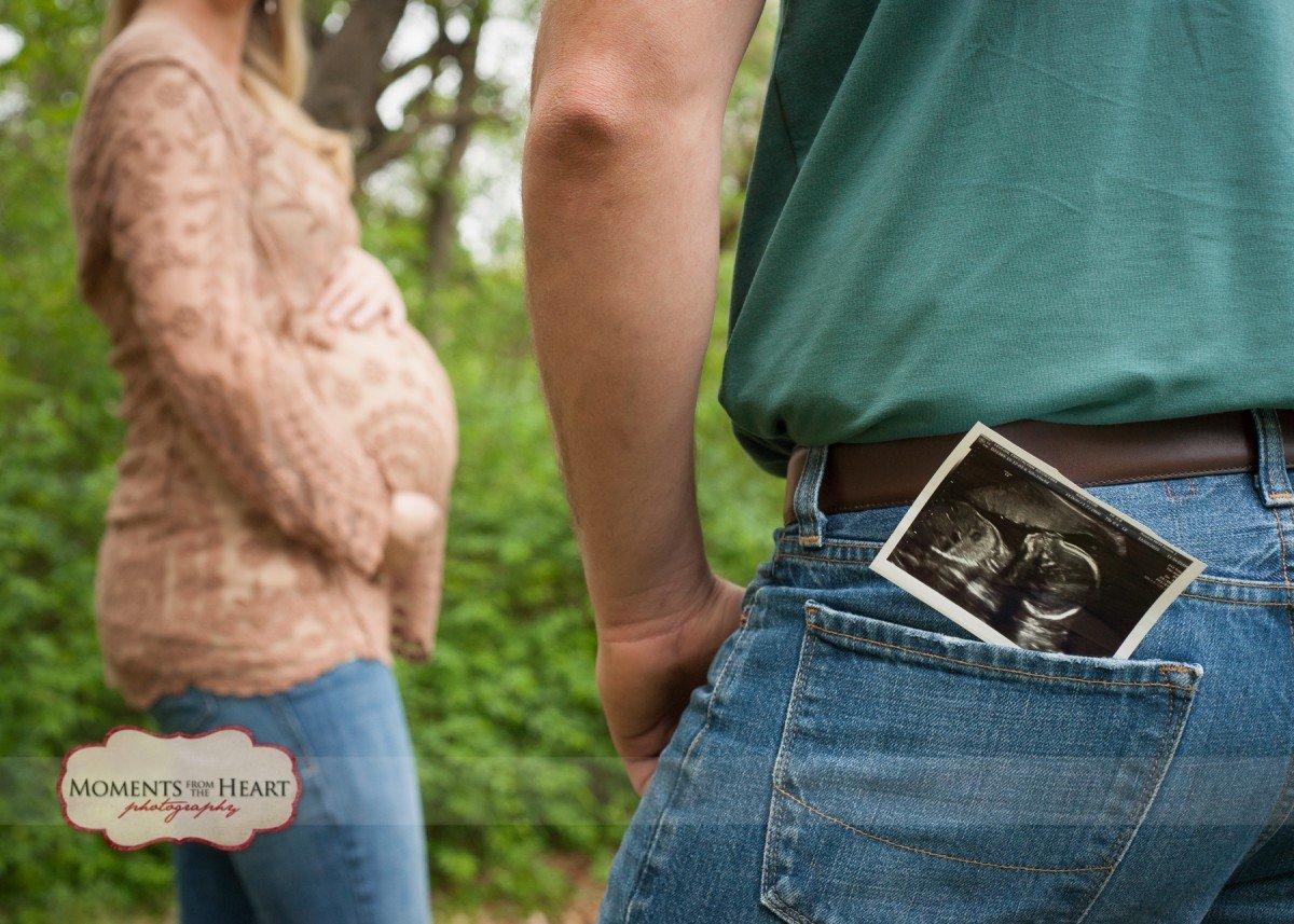 sonogram maternity image