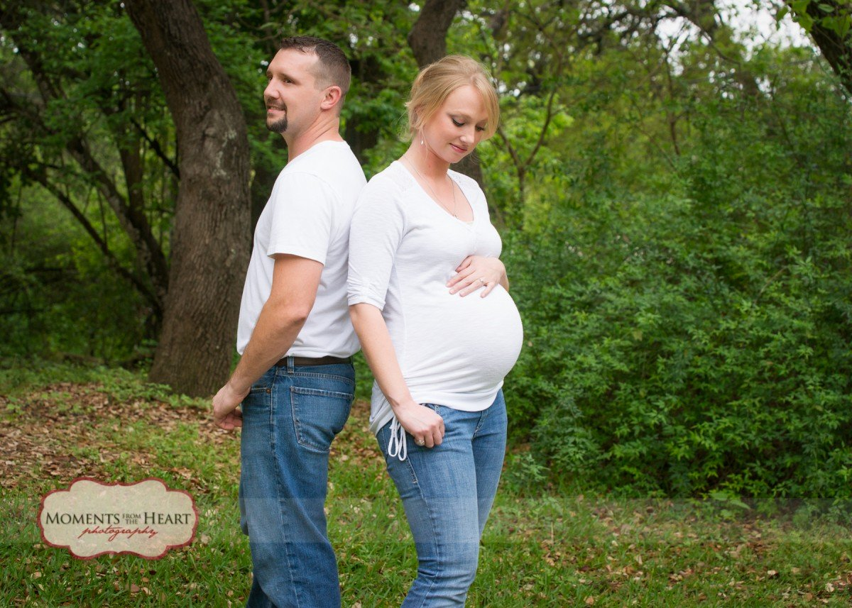 Austin expecting couple