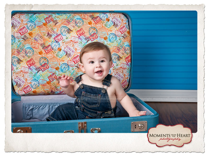 Baby Photography Milestone Package