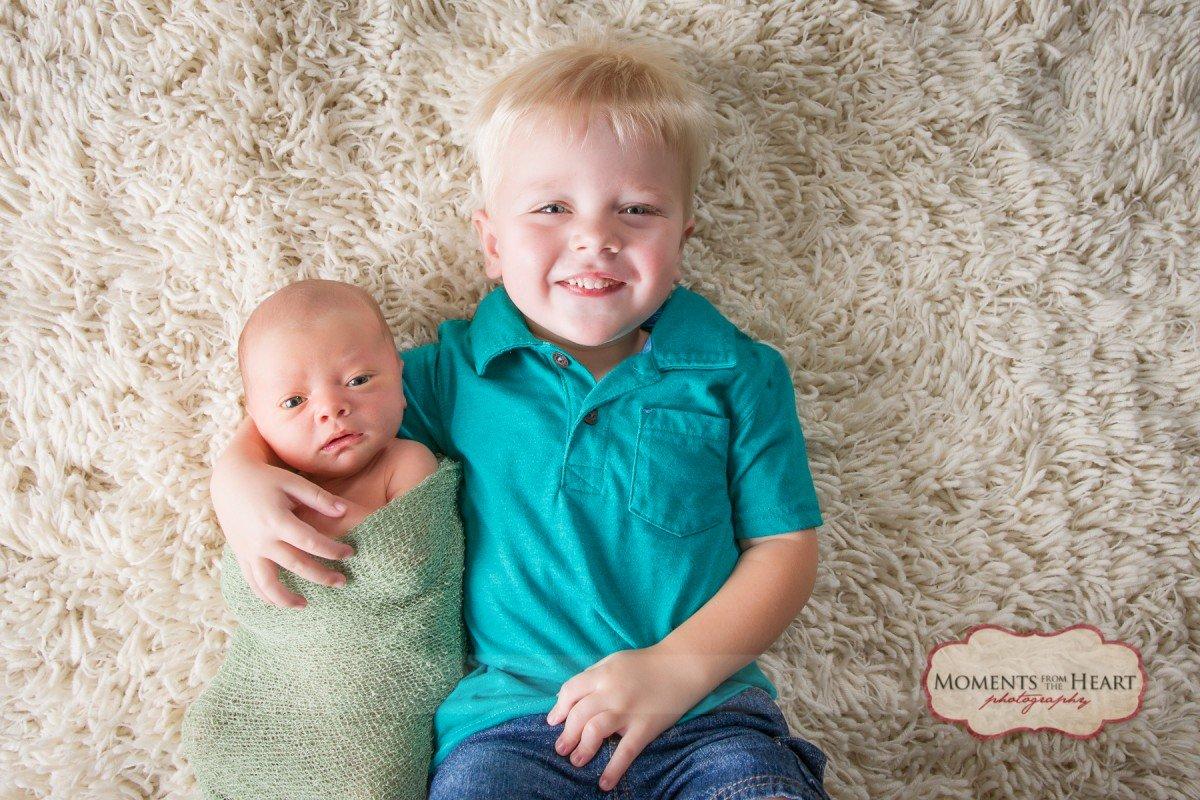 brothers newborn