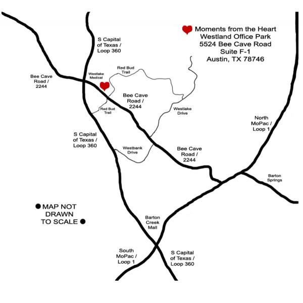 map to studio