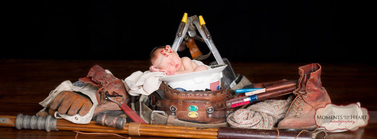 Newborn Lineman