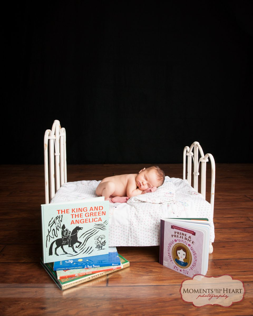 storytime for newborn baby